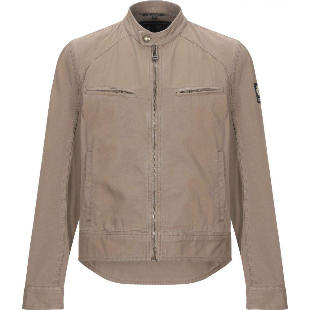 大特価 ベルスタッフ BELSTAFF メンズ ジャケット アウター【jacket】Khaki, ST-SERVICE a5653fd5
