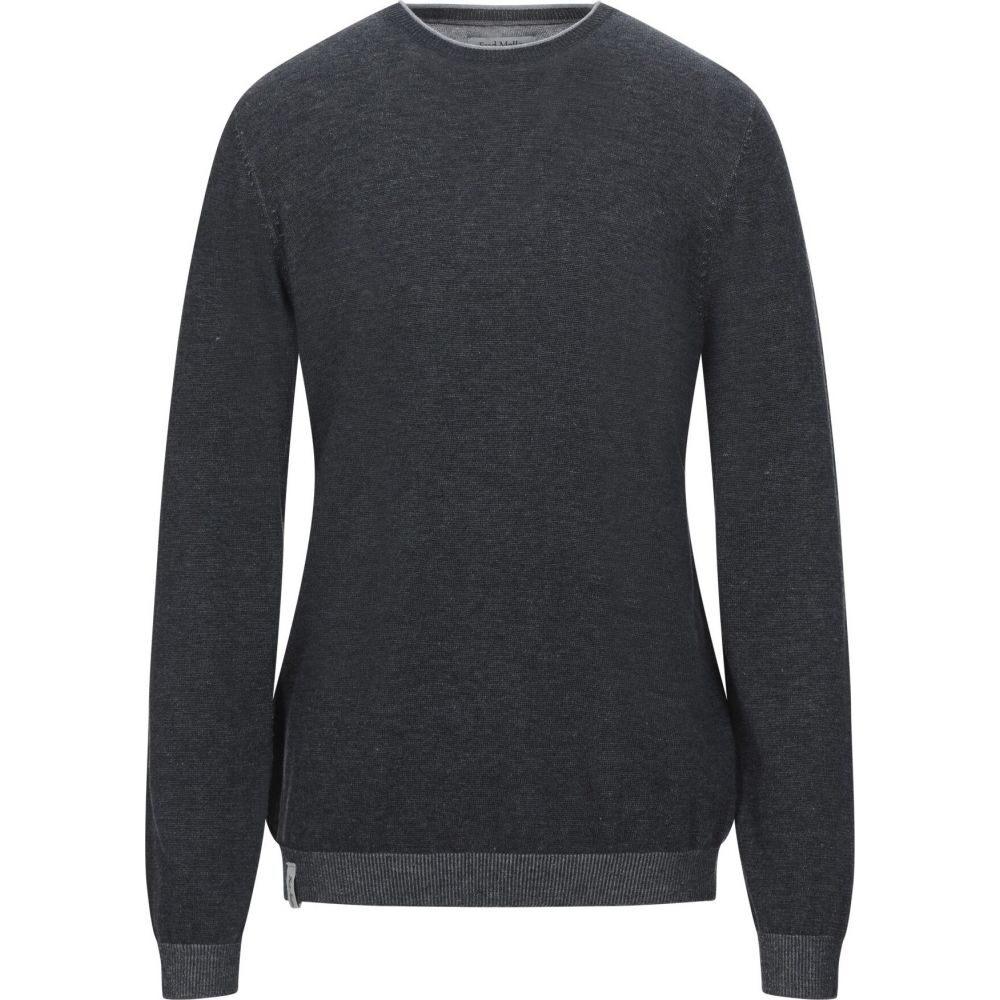 フレッド メロー FRED MELLO メンズ ニット・セーター トップス【sweater】Steel grey