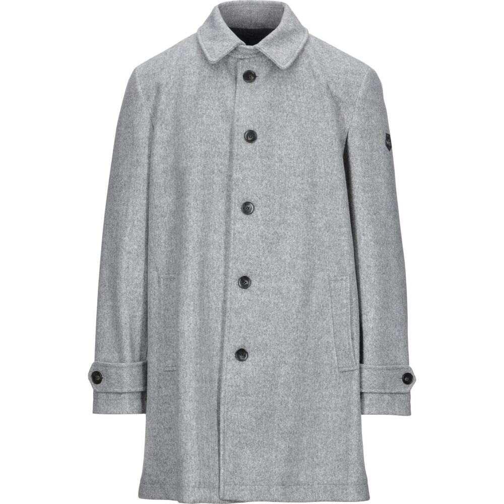 豪奢な アルマタディメアー ARMATA DI MARE メンズ コート アウター【coat】Grey, モジク d5209142
