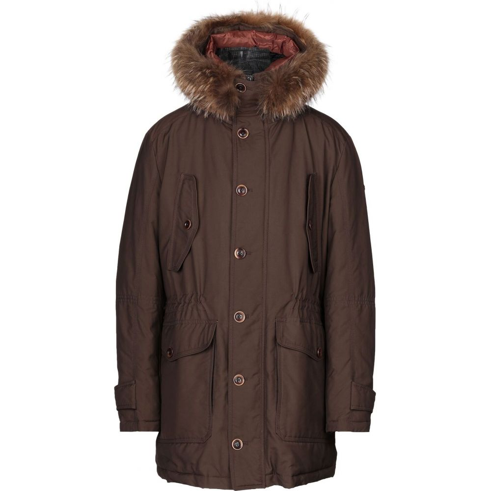 最も完璧な ヘンリーコットンズ コート HENRY COTTON'S メンズ COTTON'S コート アウター【coat】Dark メンズ brown, 堺高級料理包丁 源泉正 松尾刃物:e82623d2 --- experiencesar.com.ar