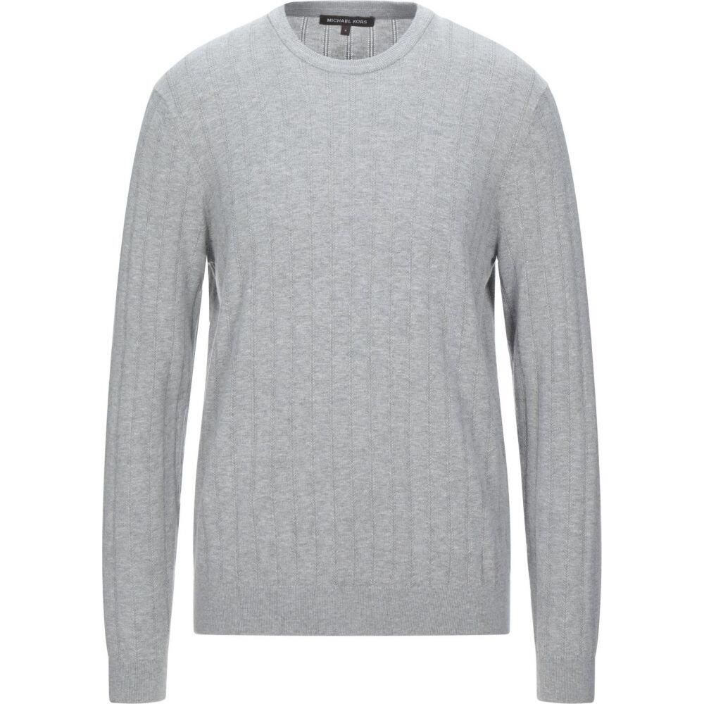 安全 マイケル コース メンズ 2020新作 トップス ニット セーター サイズ交換無料 Grey MENS sweater MICHAEL KORS