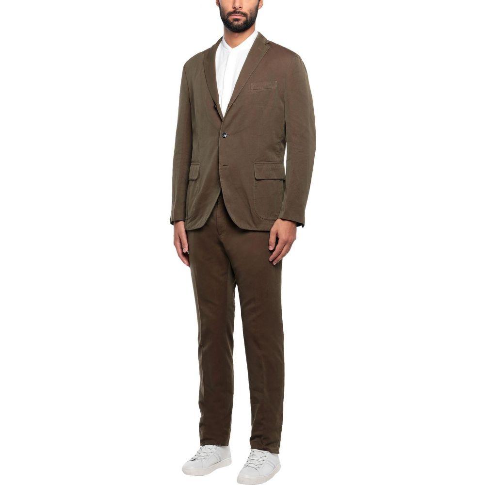 ボリオリ green BOGLIOLI メンズ アウター【Suit】Military スーツ・ジャケット