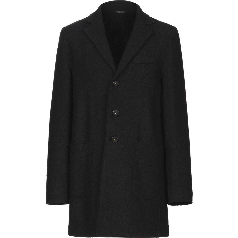 【メーカー包装済】 マニュエル リッツ MANUEL RITZ メンズ コート アウター【coat】Black, トナリー e02c06db