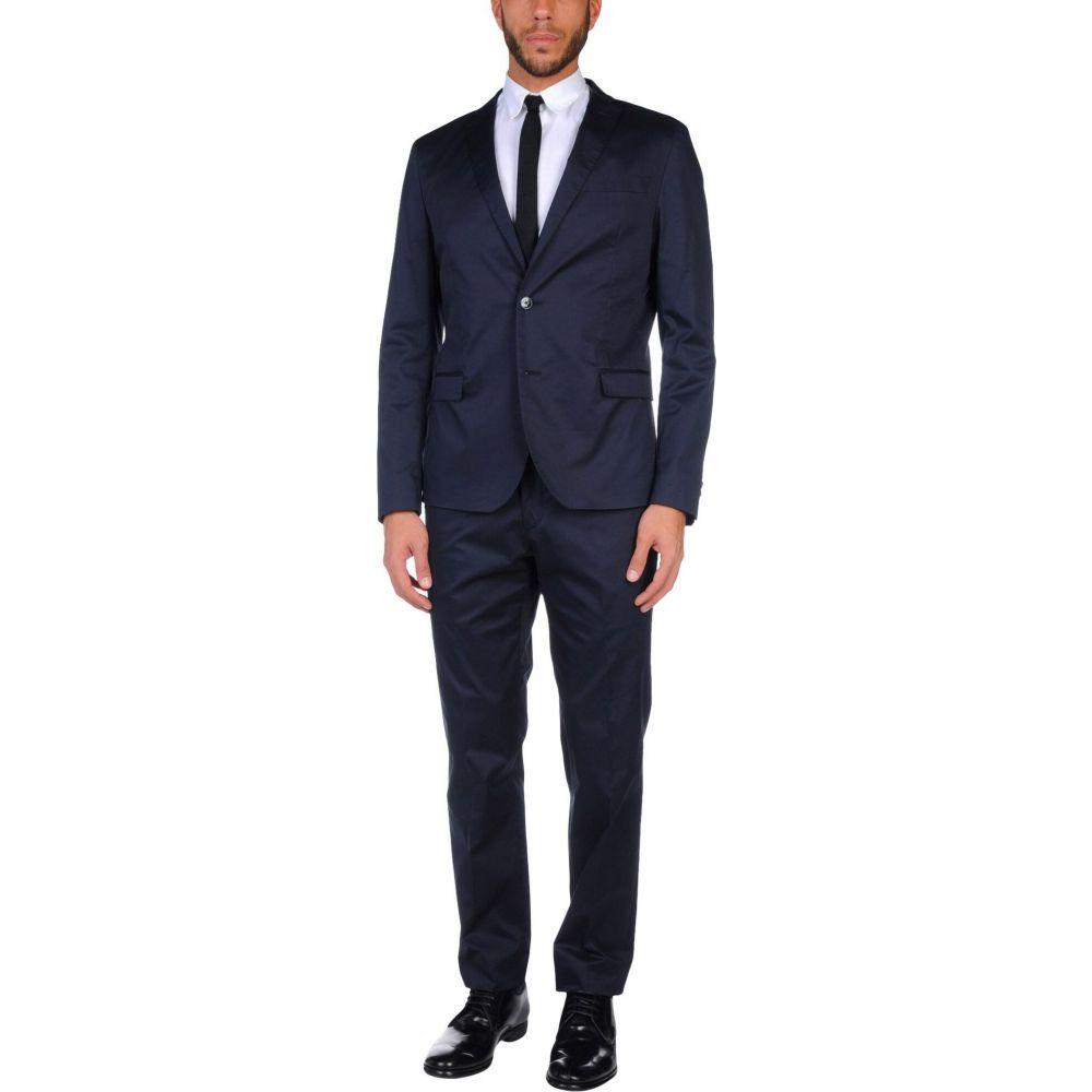 大人女性の マニュエル リッツ MANUEL RITZ メンズ スーツ・ジャケット アウター【Suit】Dark blue, ヤシオシ 0fba4f05