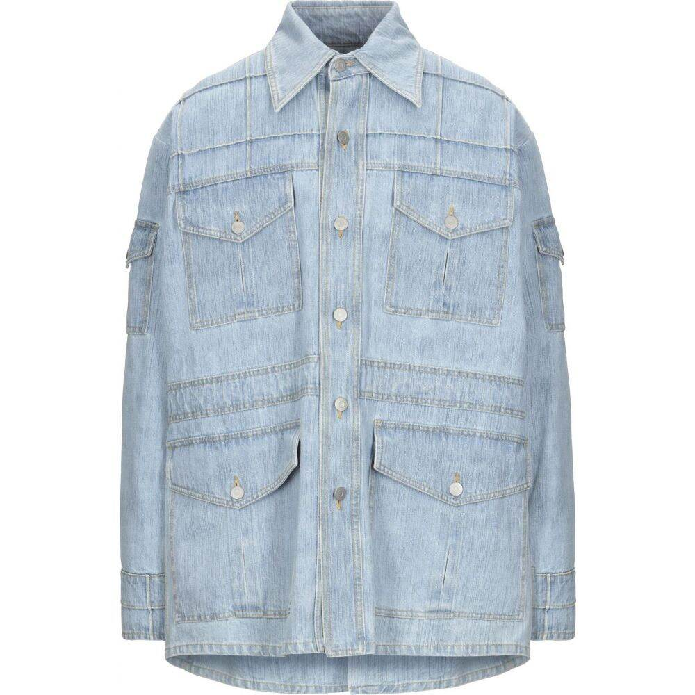 【保証書付】 メゾン マルジェラ Gジャン MAISON メンズ MARGIELA メンズ ジャケット Gジャン アウター MAISON【denim jacket】Blue, BUSINESS&CASUALSHOES LONGPSHOE:57acb327 --- experiencesar.com.ar