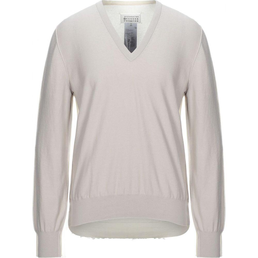 メゾン マルジェラ MAISON MARGIELA メンズ ニット・セーター トップス【sweater】Dove grey