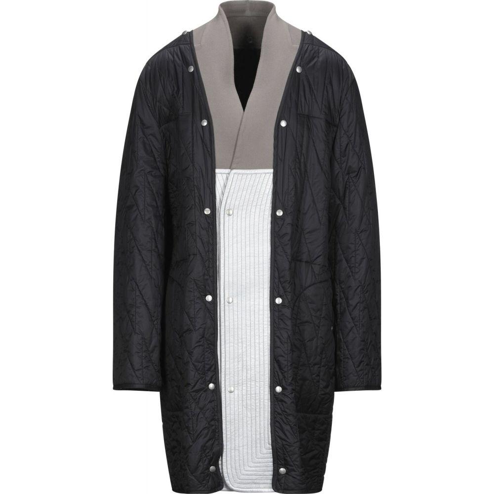 <title>リック オウエンス メンズ アウター コート Black サイズ交換無料 RICK 最安値に挑戦 OWENS coat</title>