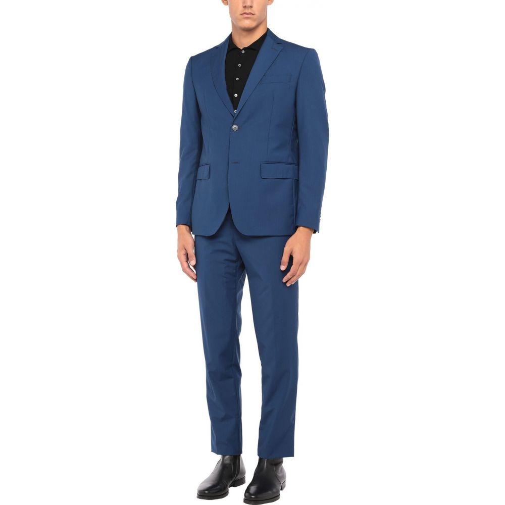 【同梱不可】 レ コパン LES COPAINS メンズ メンズ LES スーツ・ジャケット アウター【Suit レ】Blue, 高品質の人気:4e59f699 --- experiencesar.com.ar