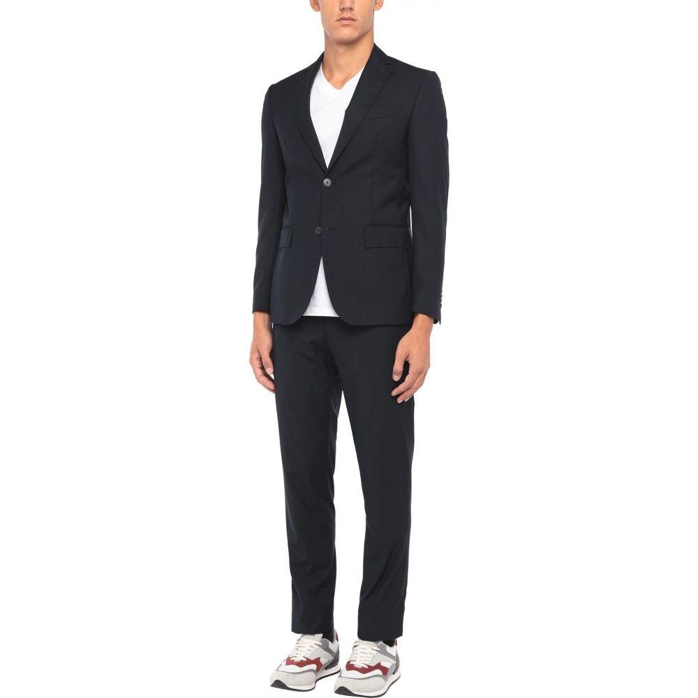【限定価格セール!】 レ コパン LES COPAINS メンズ コパン レ スーツ・ジャケット アウター【Suit LES】Dark blue, ホームリペア リスム:2780a9e7 --- experiencesar.com.ar