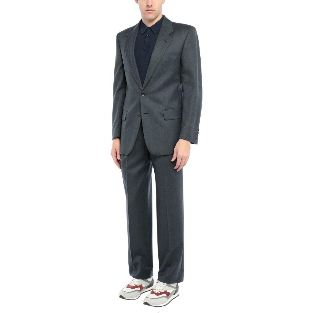 【2020 新作】 ルビアム セレモニア 1911 LUBIAM スーツ・ジャケット CERIMONIA 1911 メンズ スーツ・ジャケット blue アウター【Suit】Slate blue, SEI Scratch:d5261790 --- experiencesar.com.ar