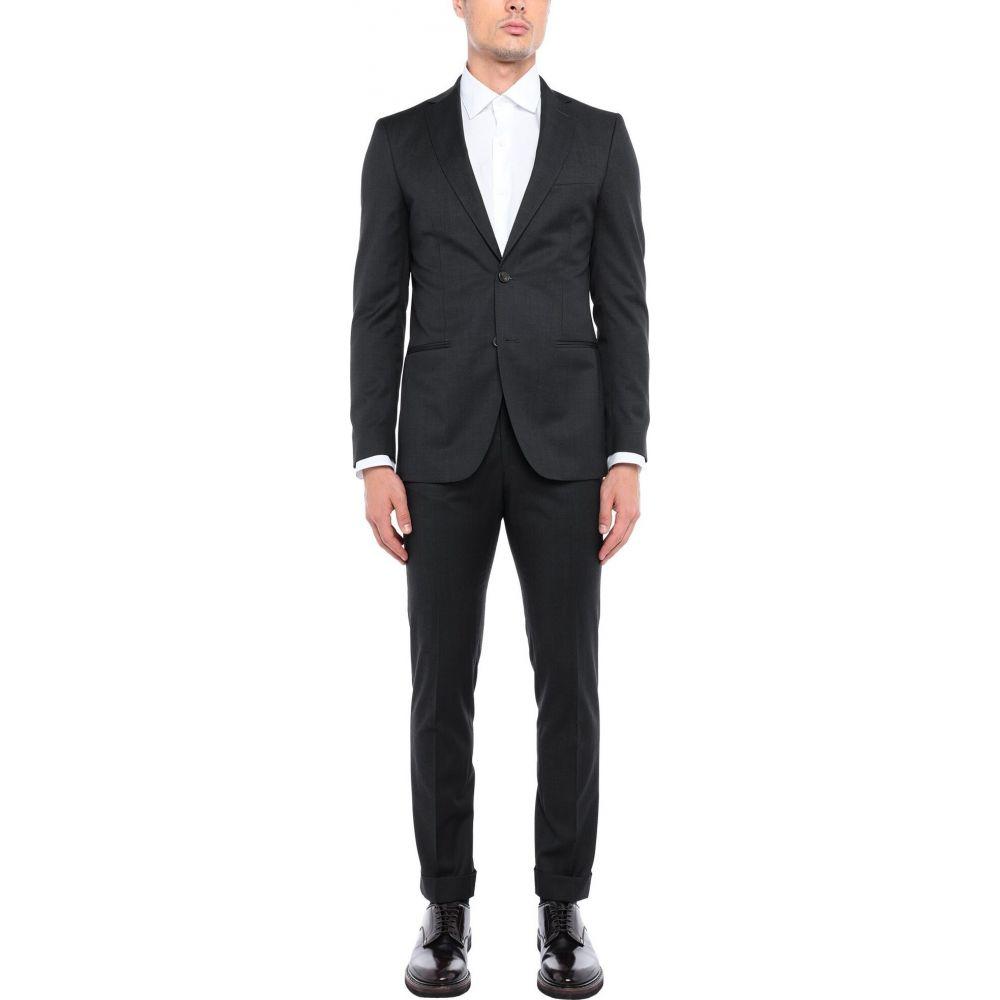 2021激安通販 ロイヤル ロウ ROYAL ROW メンズ スーツ・ジャケット アウター【Suit】Steel grey, 美浦村 418bd9e0