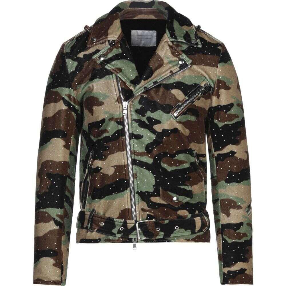 [定休日以外毎日出荷中] ルート デ ガーデン ROUTE DES GARDEN メンズ ジャケット アウター【jacket】Green, 花園町 0355cf51