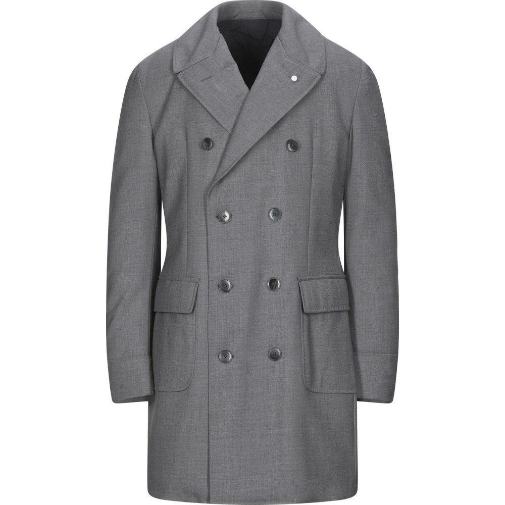 限定Special 激安特価品 Price ルイジ ビアンキ モントヴァ メンズ アウター コート サイズ交換無料 Grey BIANCHI Mantova coat LUIGI