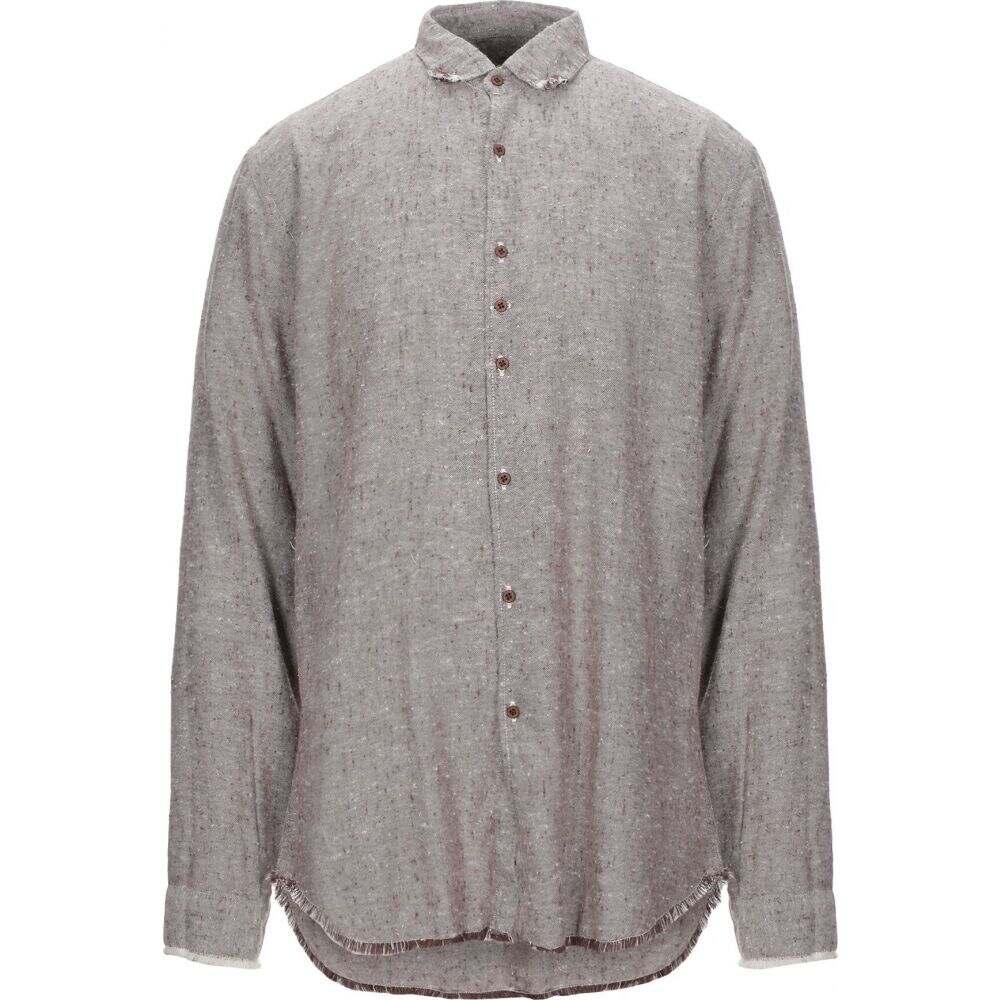 コストメイン COSTUMEIN メンズ シャツ トップス【solid color shirt】Khaki