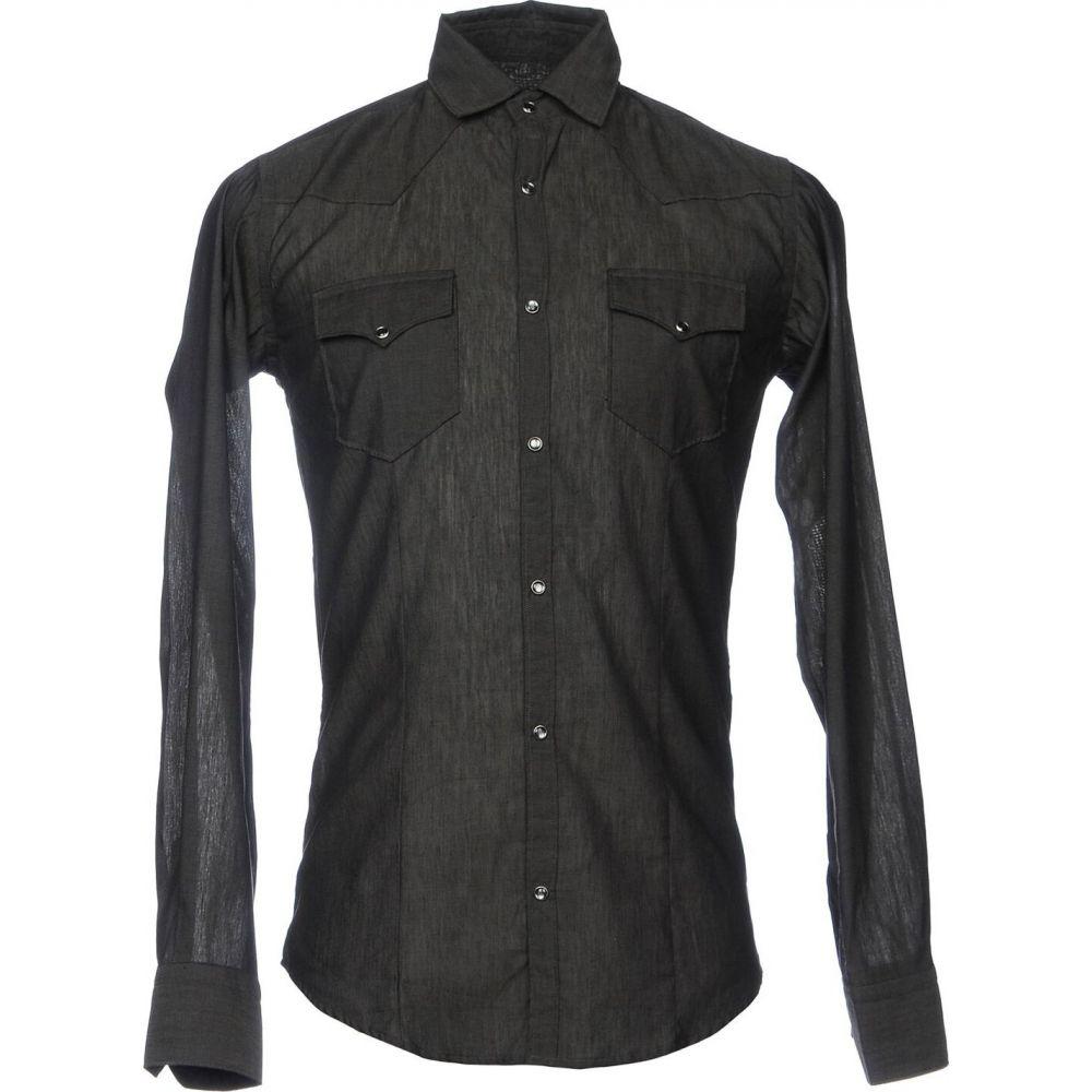 ブライアン デールズ BRIAN DALES メンズ シャツ トップス【solid color shirt】Lead
