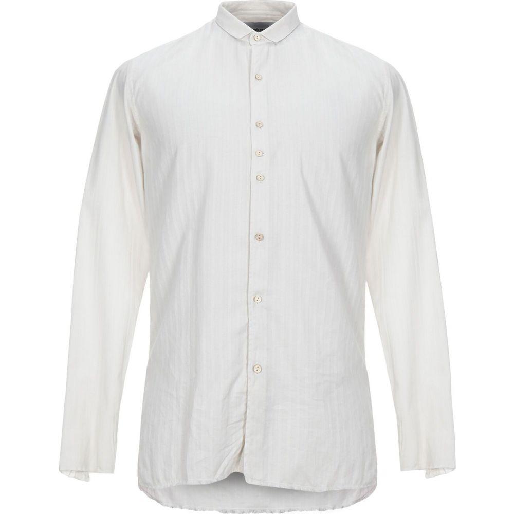 コストメイン COSTUMEIN メンズ シャツ トップス【solid color shirt】Beige