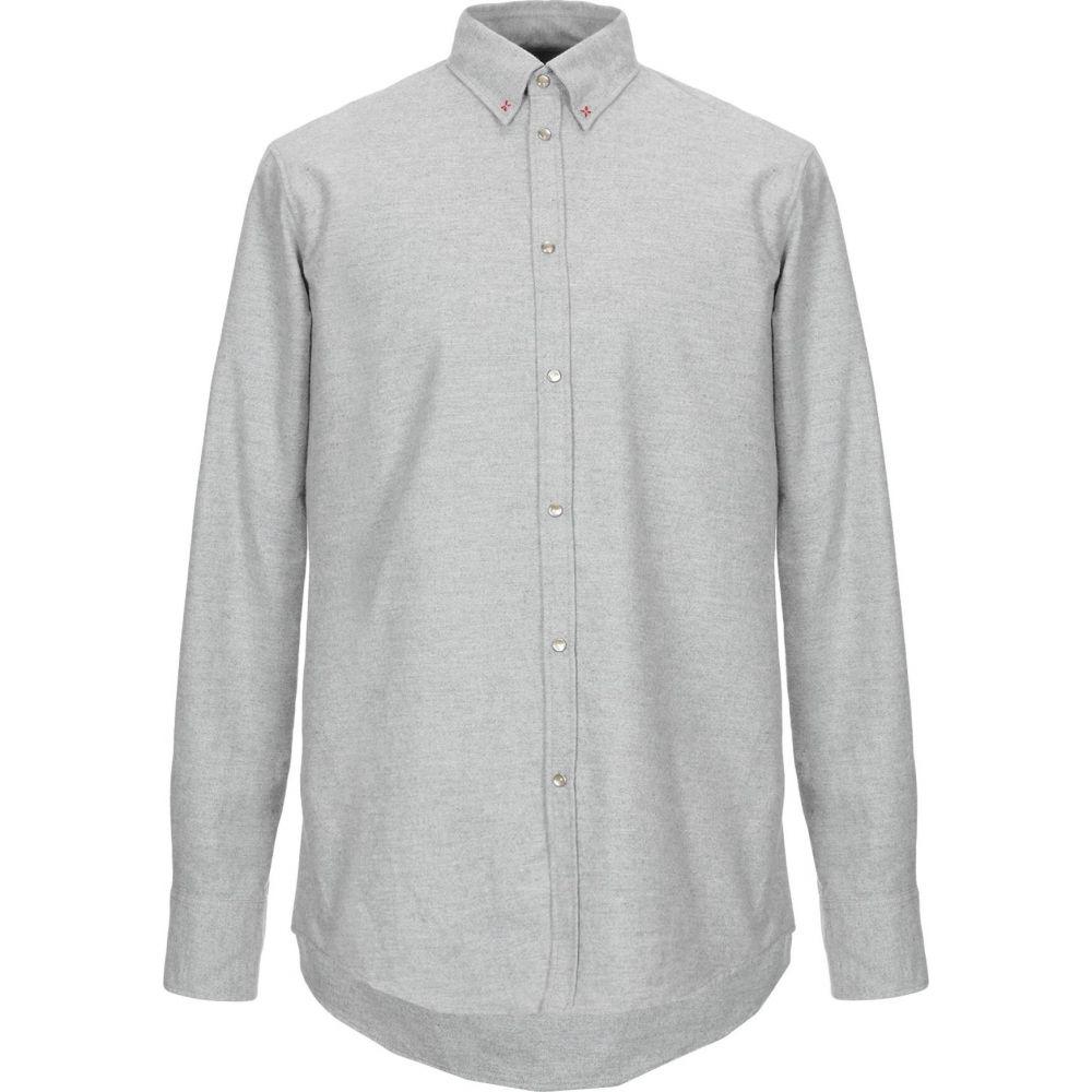 ディースクエアード DSQUARED2 メンズ シャツ トップス【solid color shirt】Light grey