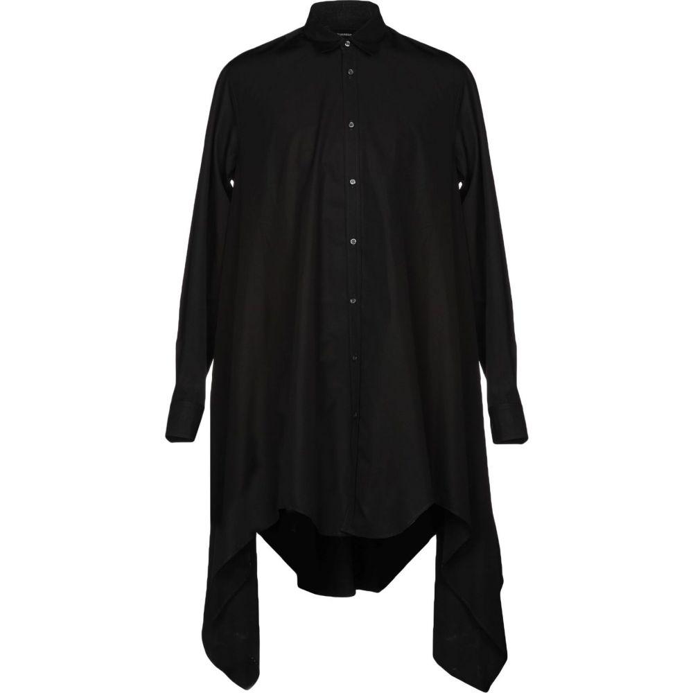 ディースクエアード DSQUARED2 メンズ シャツ トップス【solid color shirt】Black