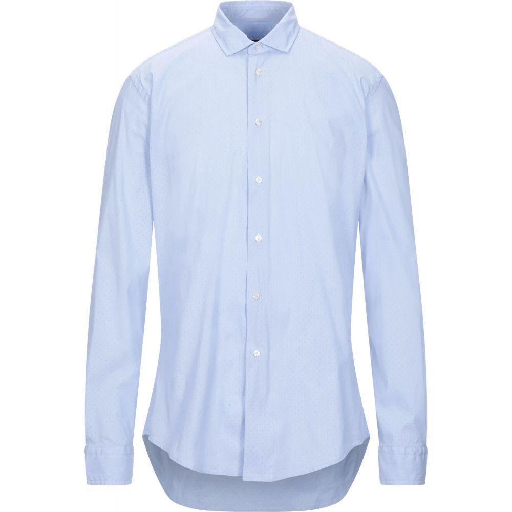 ブライアン デールズ BRIAN DALES メンズ シャツ トップス【solid color shirt】Sky blue