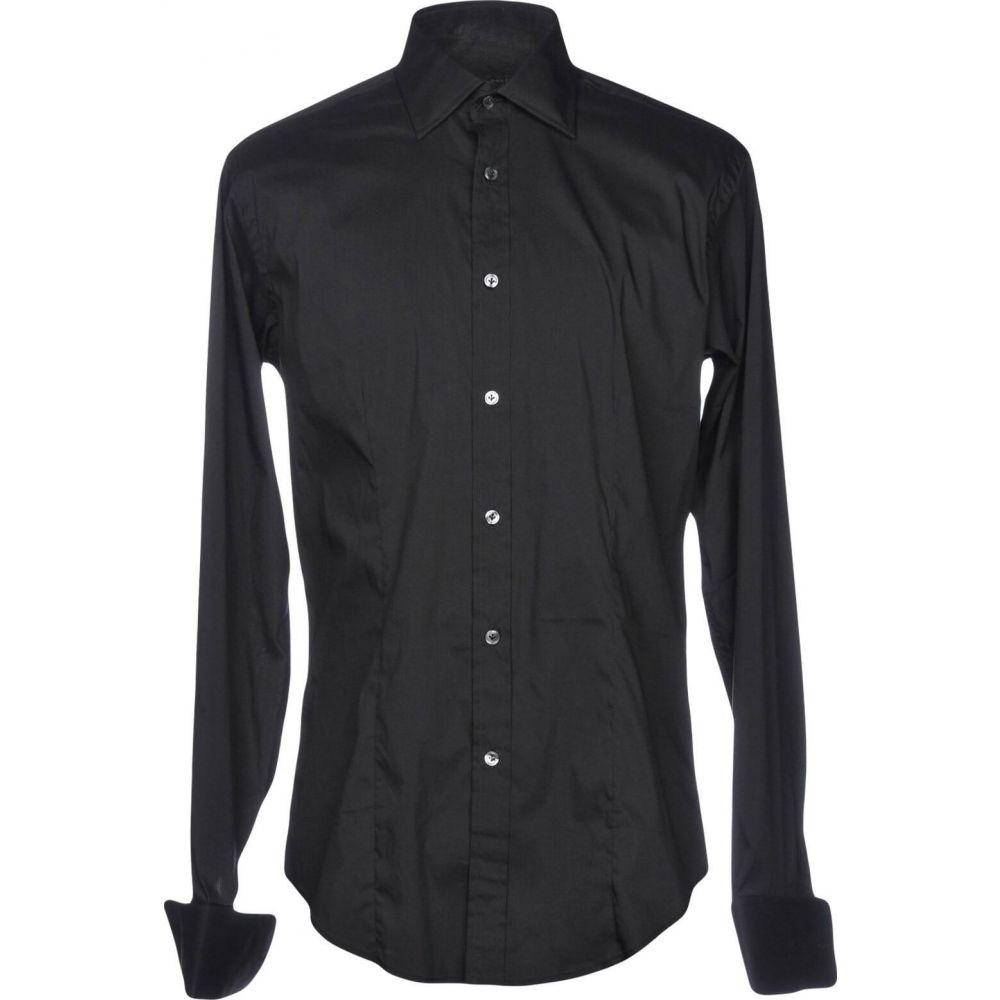 ブライアン デールズ BRIAN DALES メンズ シャツ トップス【solid color shirt】Black