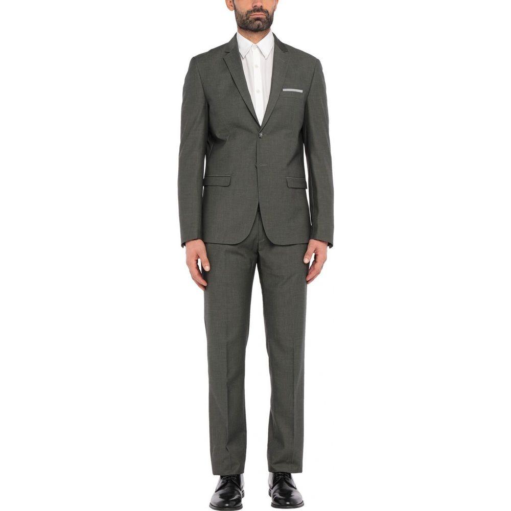 エクシビット grey スーツ・ジャケット アウター【Suit】Steel メンズ EXIBIT