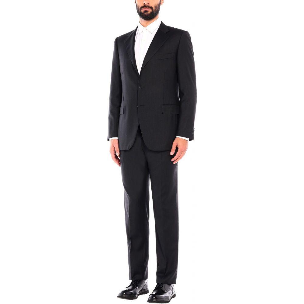 【限定価格セール!】 カルーゾ CARUSO メンズ CARUSO スーツ・ジャケット アウター【Suit メンズ スーツ・ジャケット】Black, sisnext:980a527b --- experiencesar.com.ar