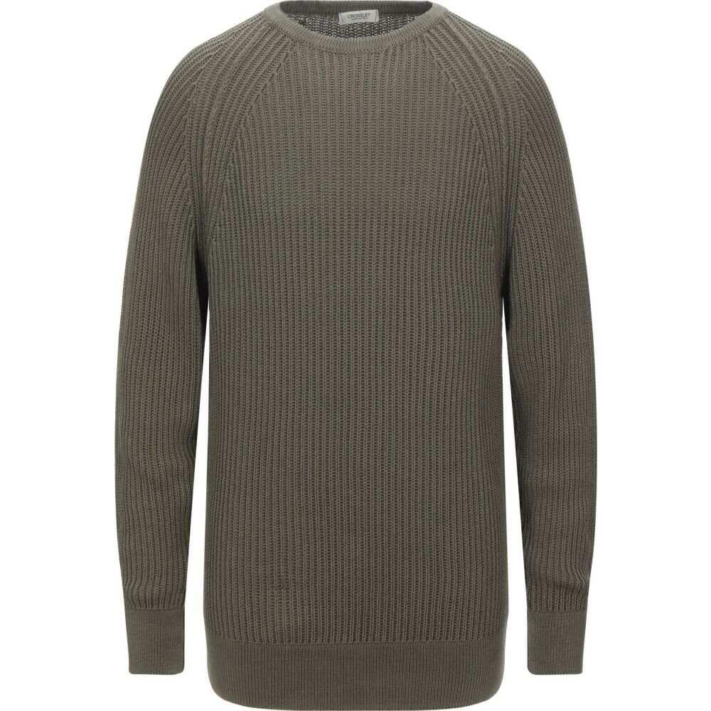 送料無料 クロスリー メンズ トップス ニット セーター sweater green Military 宅配便送料無料 CROSSLEY サイズ交換無料