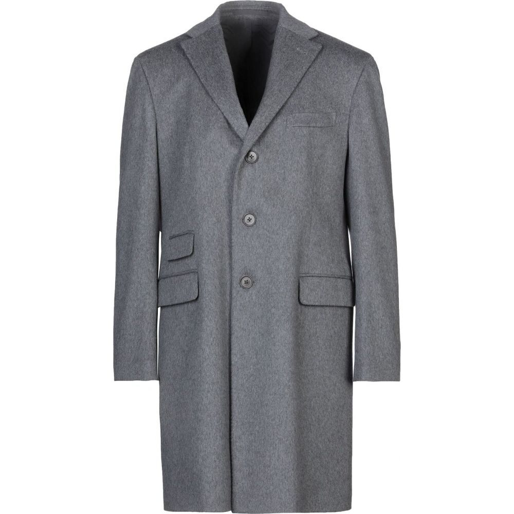 選ぶなら カンタレリ CANTARELLI メンズ カンタレリ CANTARELLI コート アウター【coat メンズ】Grey, テクノネットSHOP:ec810145 --- experiencesar.com.ar