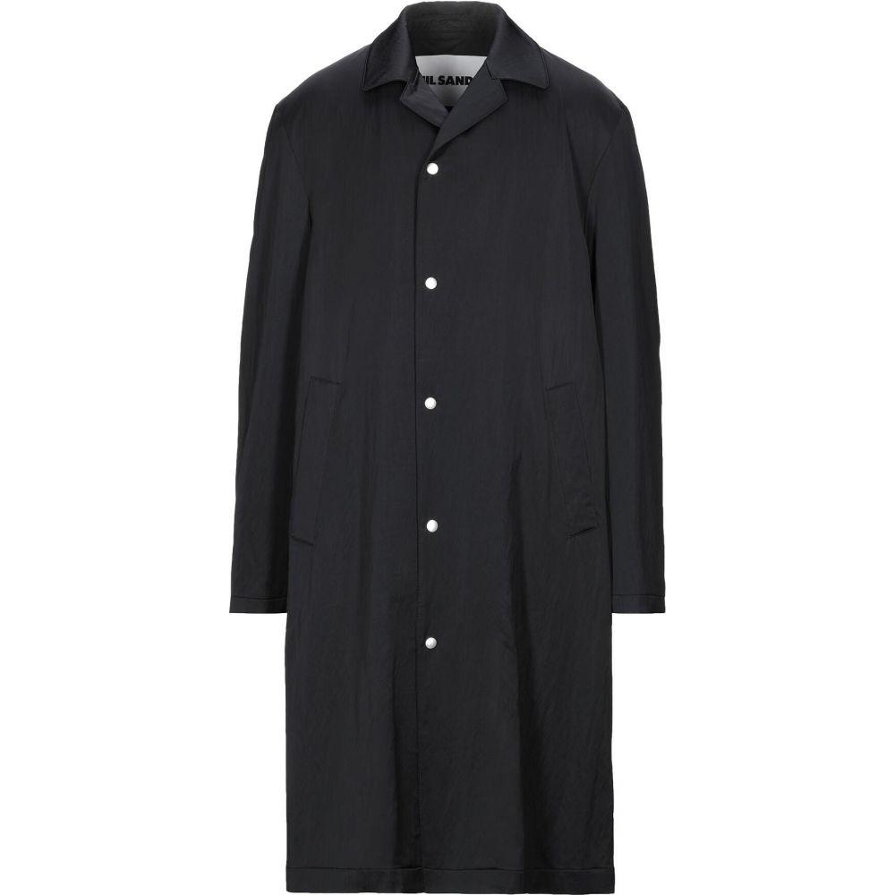 ー品販売  ジル サンダー JIL SANDER メンズ ジャケット アウター【full-length jacket】Black, 財布 バッグ ショップ カッズ 93ab221c