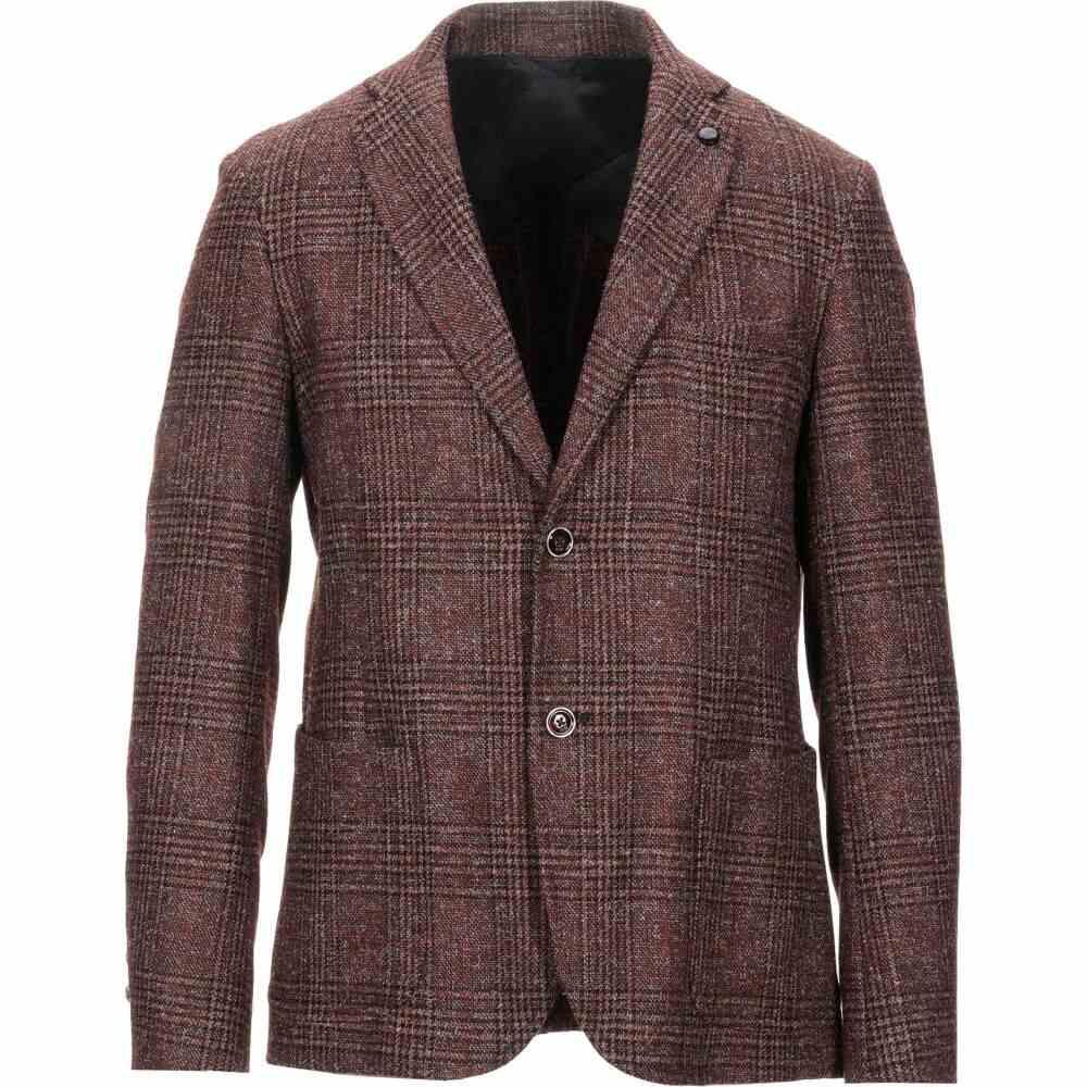 最前線の GH メンズ スーツ・ジャケット アウター【Blazer】Rust, フロームラボショップ 38cfcefa