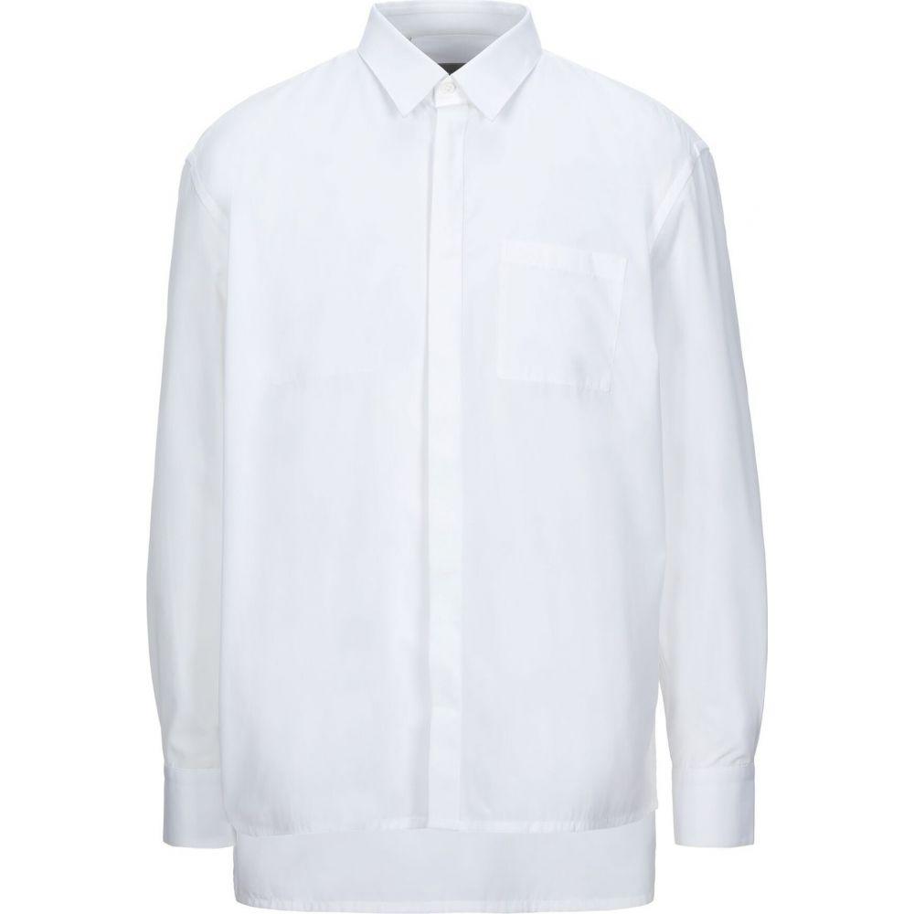 マッキントッシュ MACKINTOSH メンズ シャツ トップス【solid color shirt】White