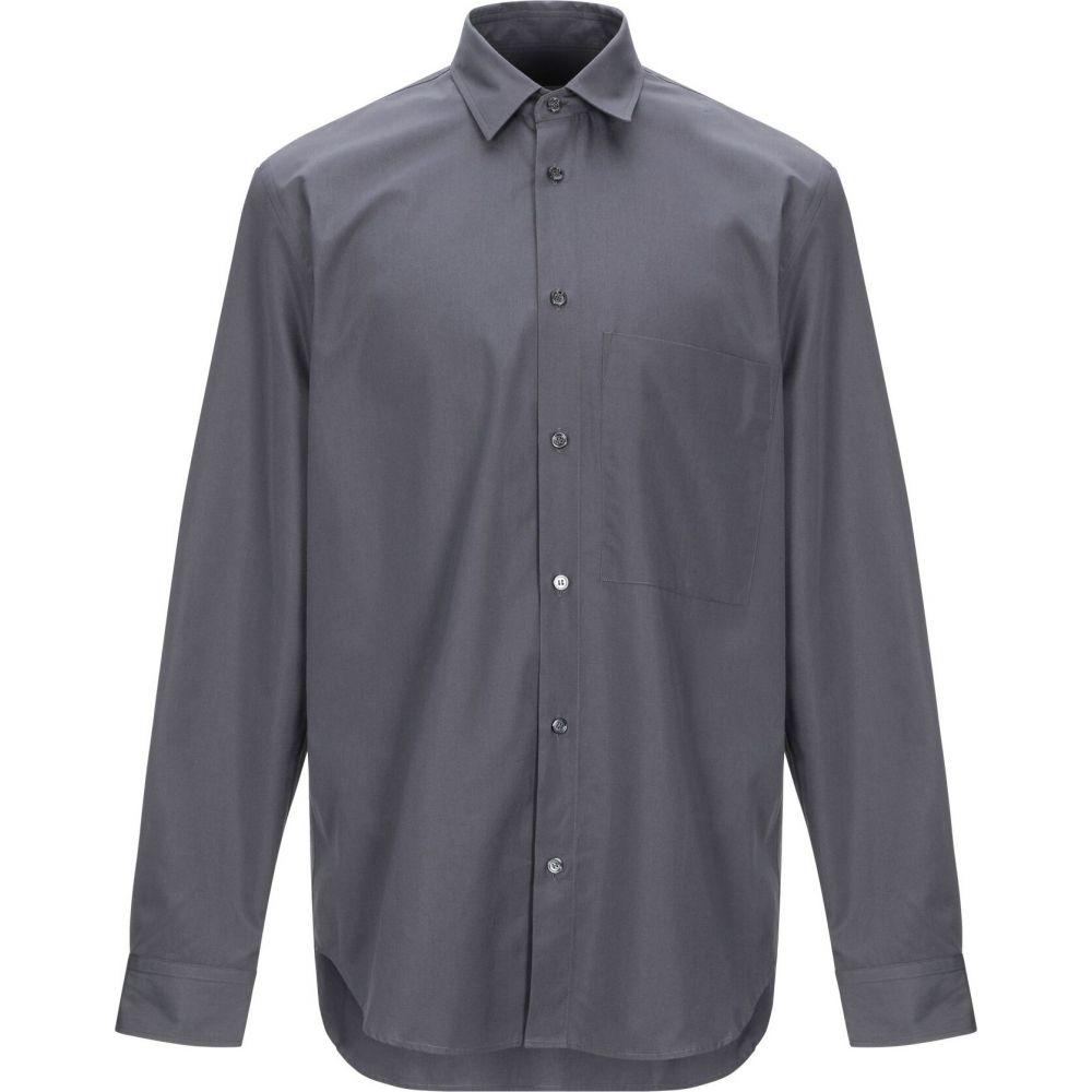 ゴールデン グース GOLDEN GOOSE DELUXE BRAND メンズ シャツ トップス【solid color shirt】Lead