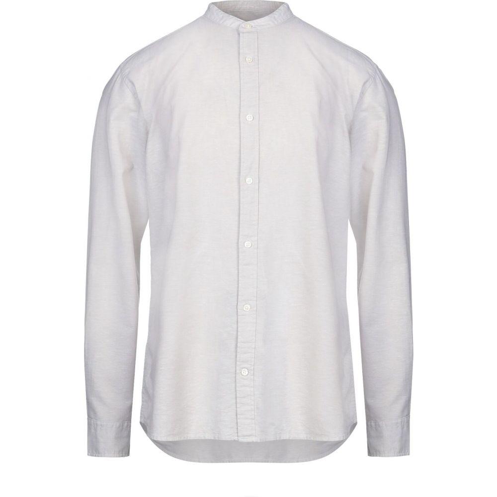 ジャック アンド ジョーンズ JACK & JONES メンズ シャツ トップス【solid color shirt】Beige