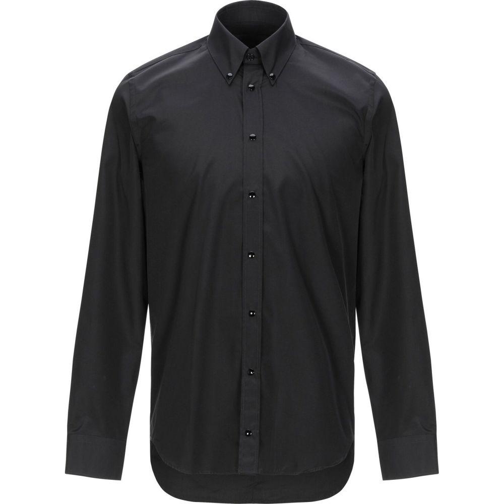 ヘルムート ラング HELMUT LANG メンズ シャツ トップス【solid color shirt】Black
