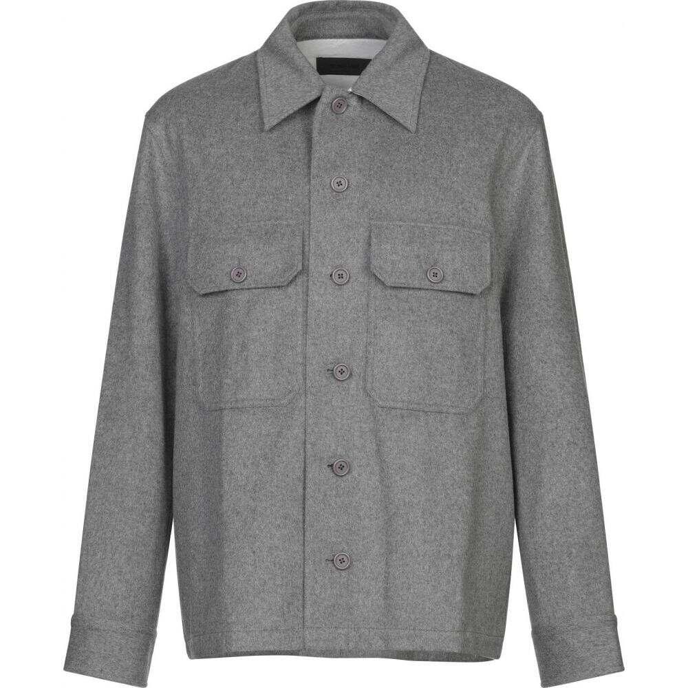ヘルムート ラング HELMUT LANG メンズ シャツ トップス【solid color shirt】Grey