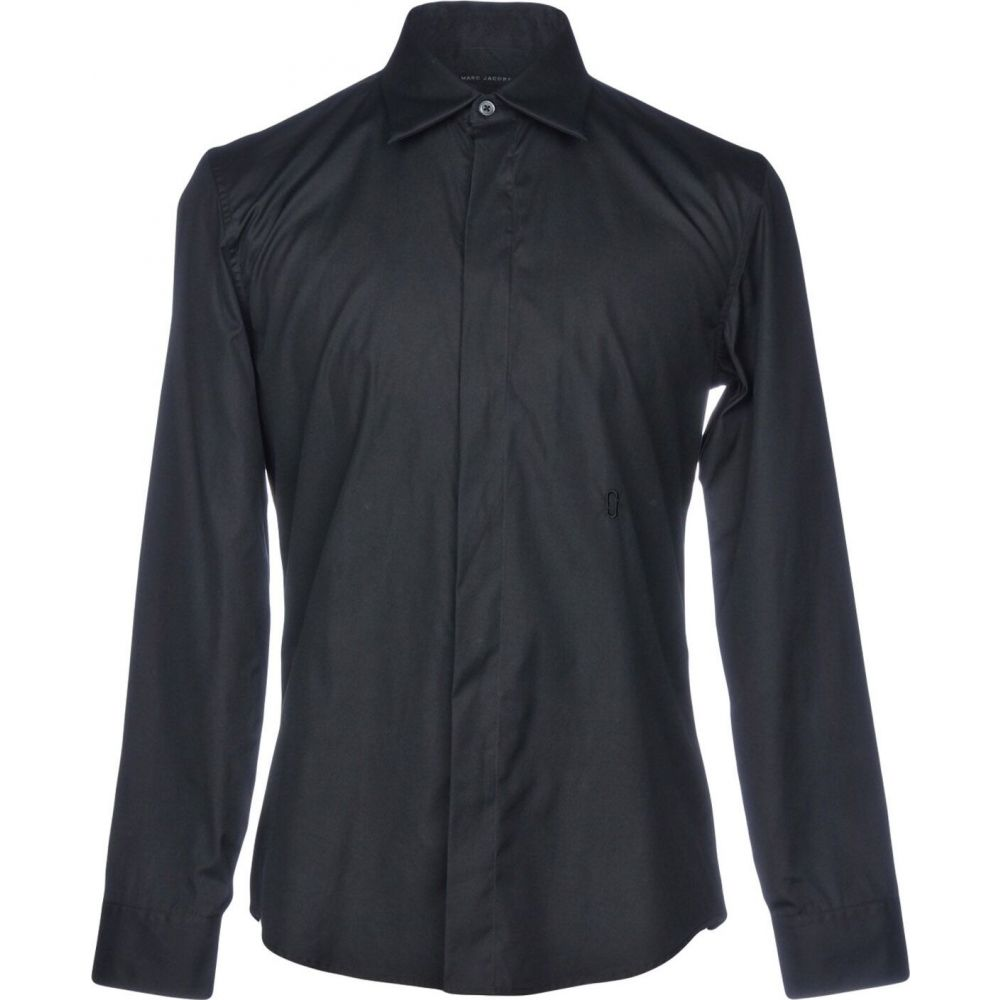 マーク ジェイコブス MARC JACOBS メンズ シャツ トップス【solid color shirt】Black