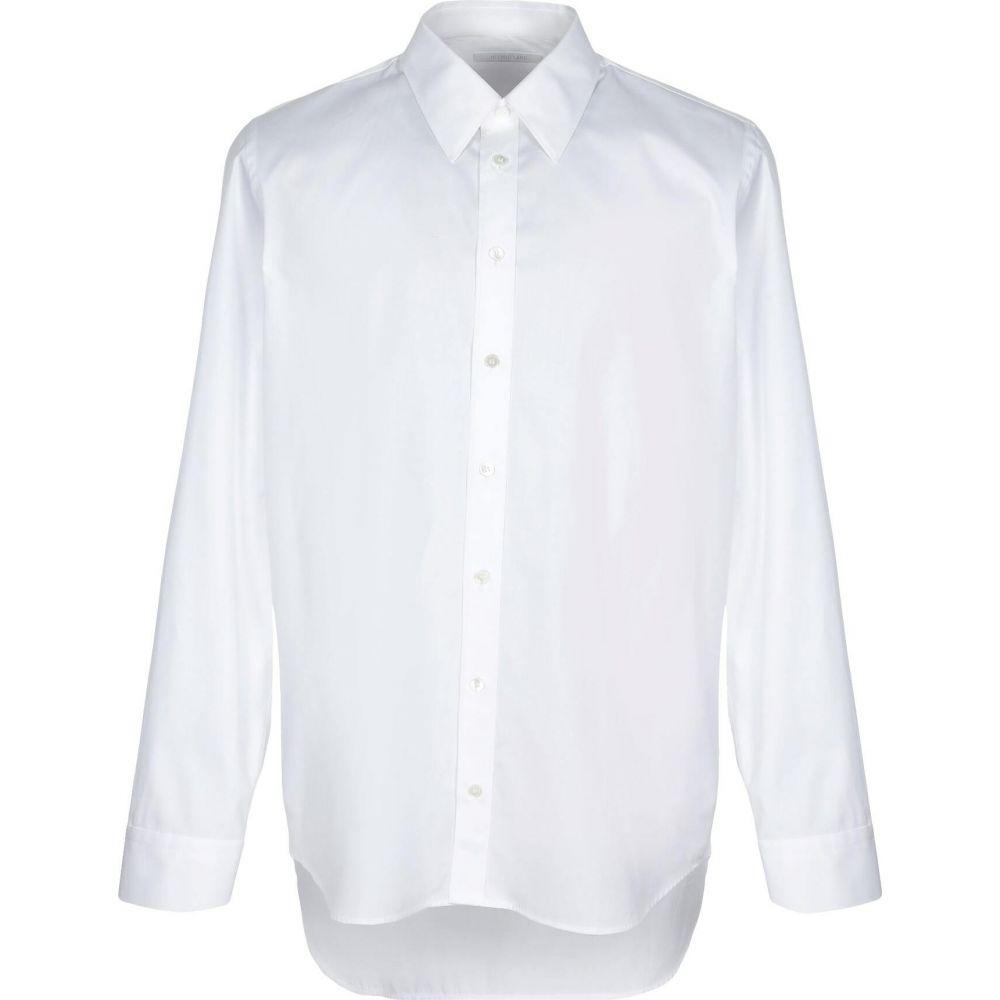ヘルムート ラング HELMUT LANG メンズ シャツ トップス【solid color shirt】White