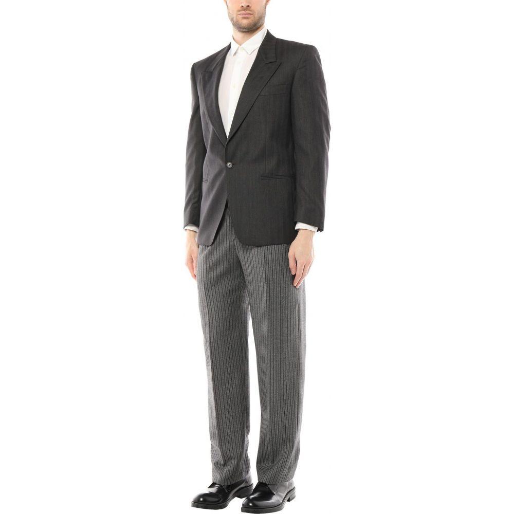 最高級のスーパー エゴン フォン フュルステンベルク EGON von FURSTENBERG EGON メンズ スーツ FURSTENBERG フュルステンベルク・ジャケット アウター【S】Steel grey, 大三島町:5e9472f6 --- rishitms.com