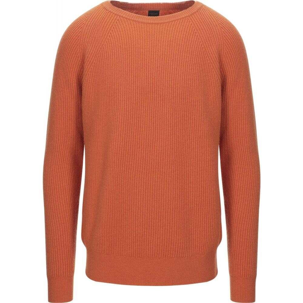 パルト メンズ トップス ニット セーター PALTO 爆買い送料無料 サイズ交換無料 Sweater 新作からSALEアイテム等お得な商品 満載 Orange