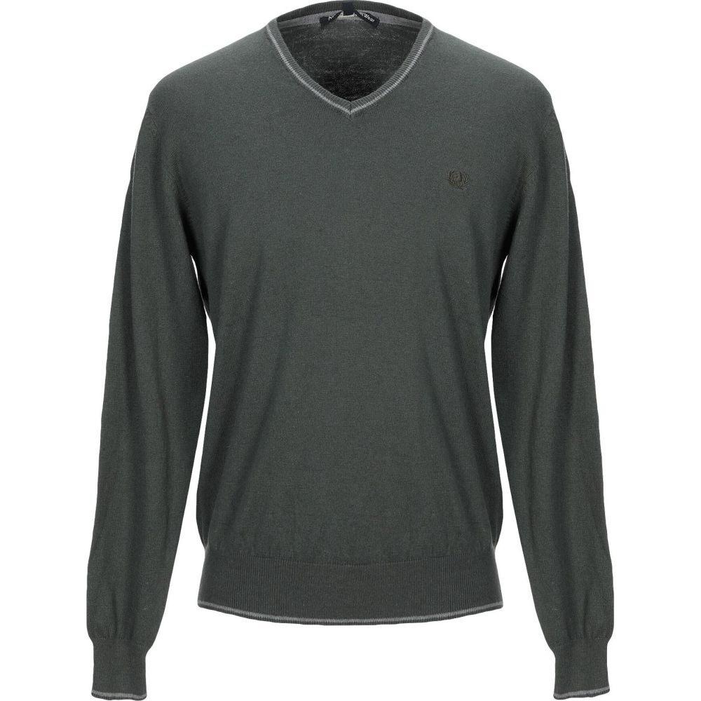 新着セール アスコットスポーツ メンズ トップス ニット セーター Military SPORT Sweater ASCOT green セール品 サイズ交換無料