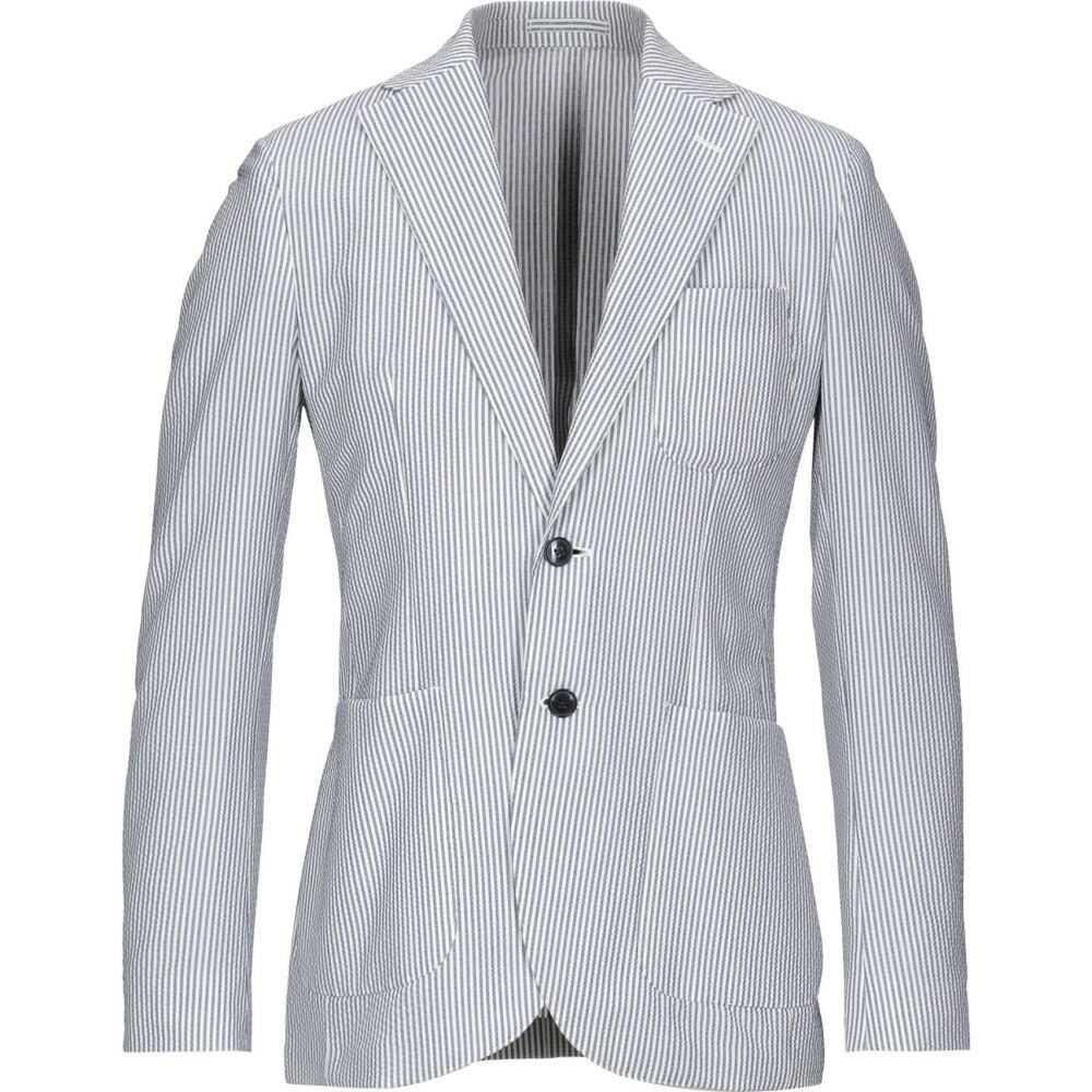 代引き人気 エルビーエム1911 L.B.M. 1911 メンズ スーツ アウター【Blazer】White・ジャケット アウター【Blazer L.B.M. メンズ】White, ヒラカタシ:9149e273 --- experiencesar.com.ar
