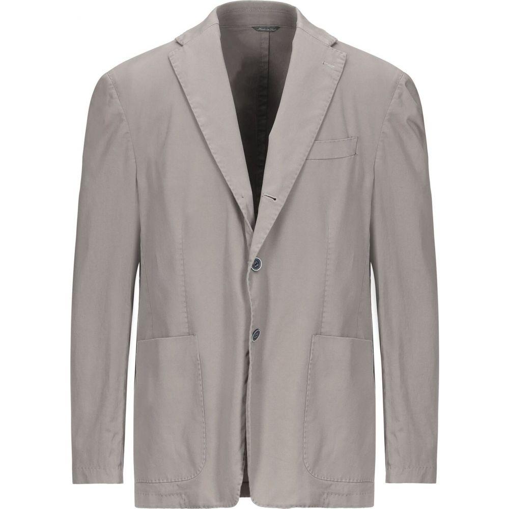 早割クーポン! サルトリアトスカーナ SARTORIA TOSCANA メンズ スーツ・ジャケット スーツ・ジャケット アウター メンズ【Blazer】Dove grey grey, Classical Elf/クラシカルエルフ:cc5004eb --- rishitms.com