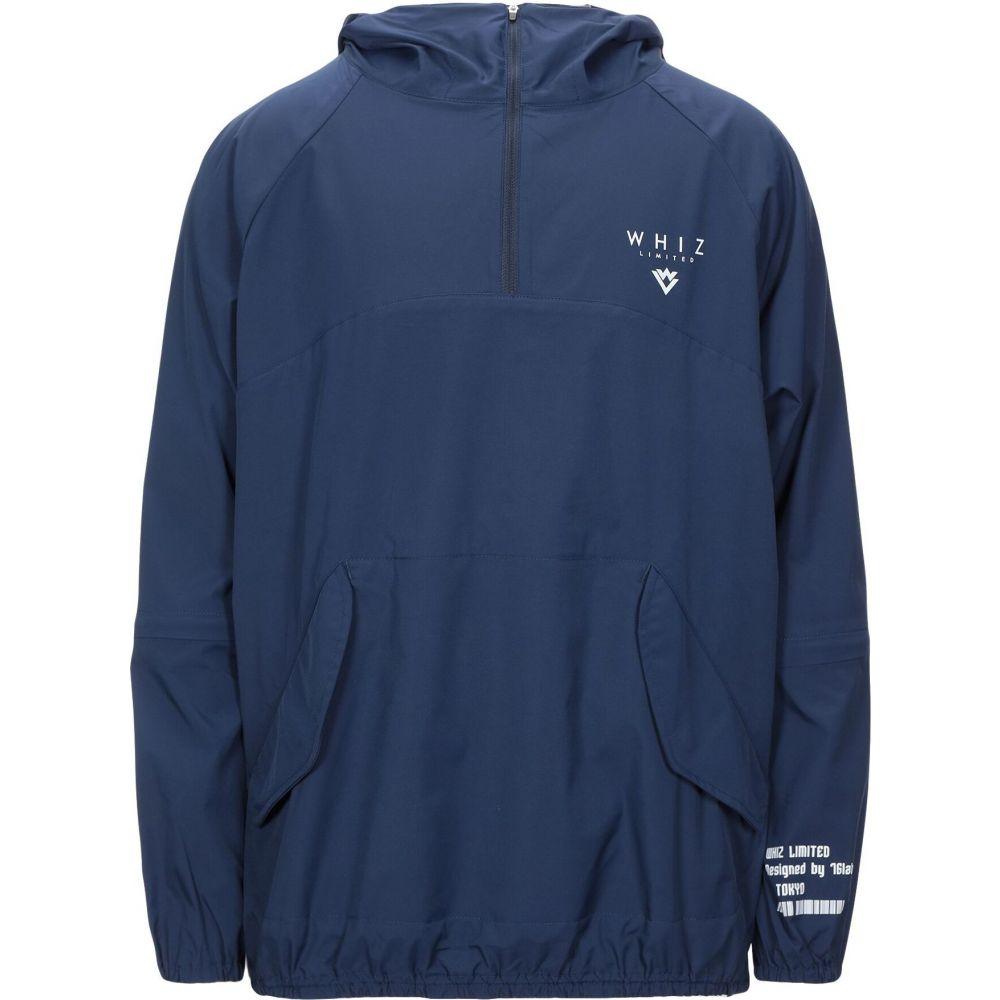 【5%OFF】 ウィズリミテッド WHIZ LIMITED メンズ ジャケット アウター ウィズリミテッド【Jacket blue LIMITED】Dark blue, TISSE:e417621c --- experiencesar.com.ar