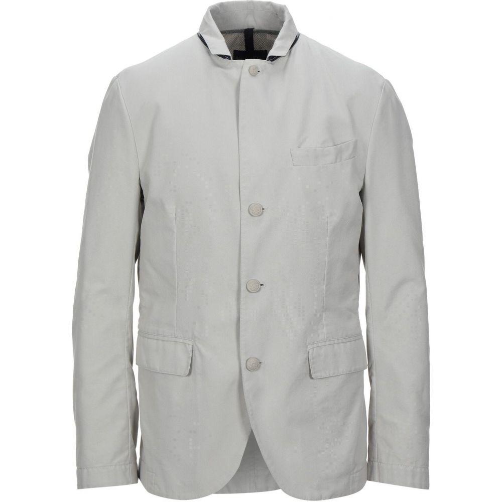 <title>アクアラマ メンズ アウター スーツ ジャケット Light 商品 grey サイズ交換無料 AQUARAMA Blazer</title>