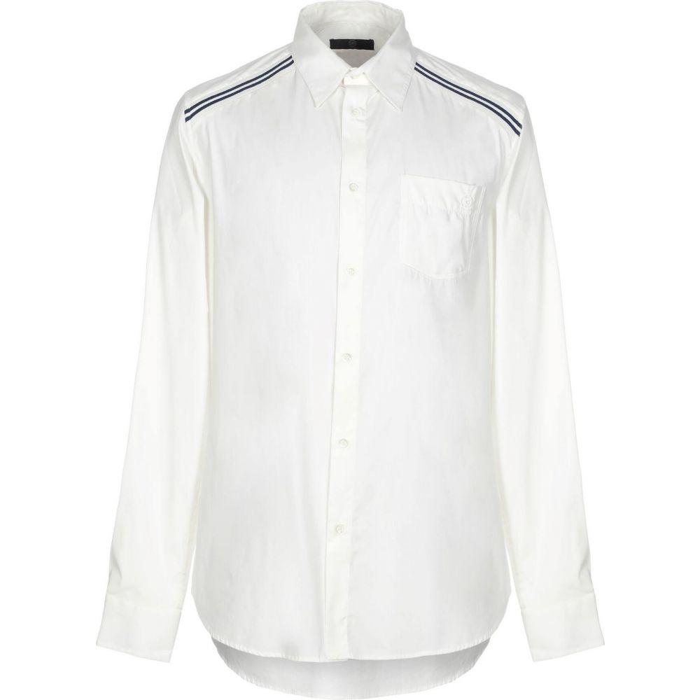 アレキサンダー マックイーン McQ Alexander McQueen メンズ シャツ トップス【solid color shirt】Ivory