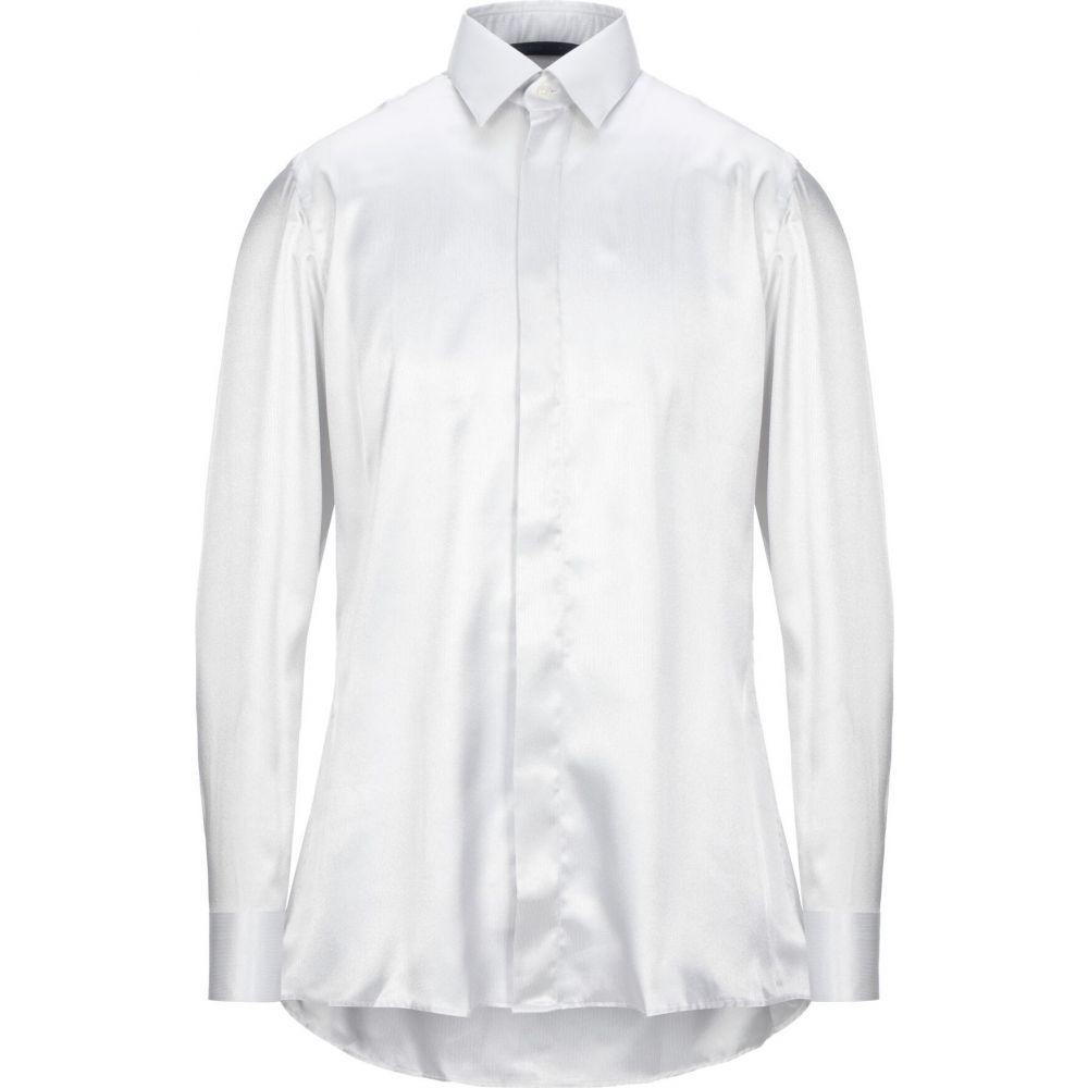 ウンガロ UNGARO メンズ シャツ トップス【solid color shirt】Light grey