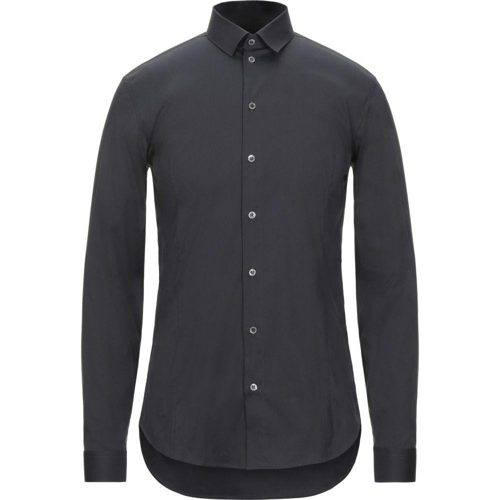 パトリツィア ペペ PATRIZIA PEPE メンズ シャツ トップス【solid color shirt】Bright blue