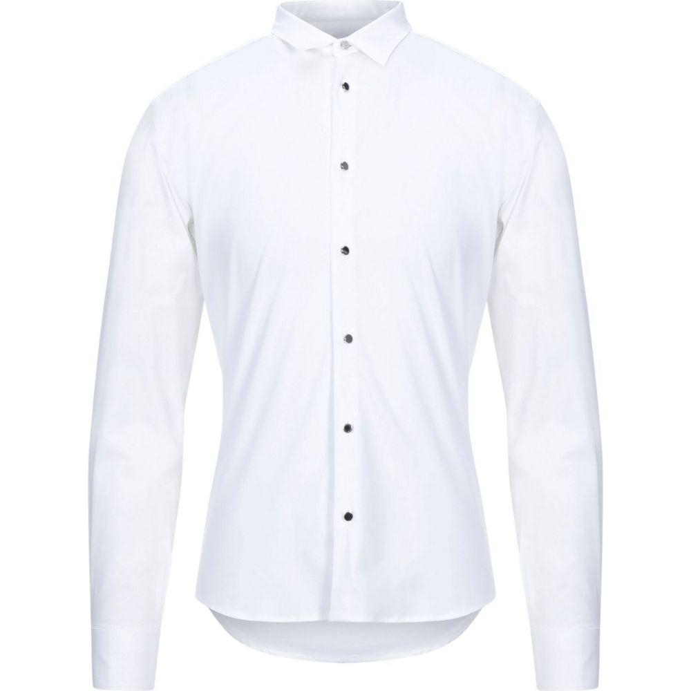 タケシ クロサワ TAKESHY KUROSAWA メンズ シャツ トップス【solid color shirt】White