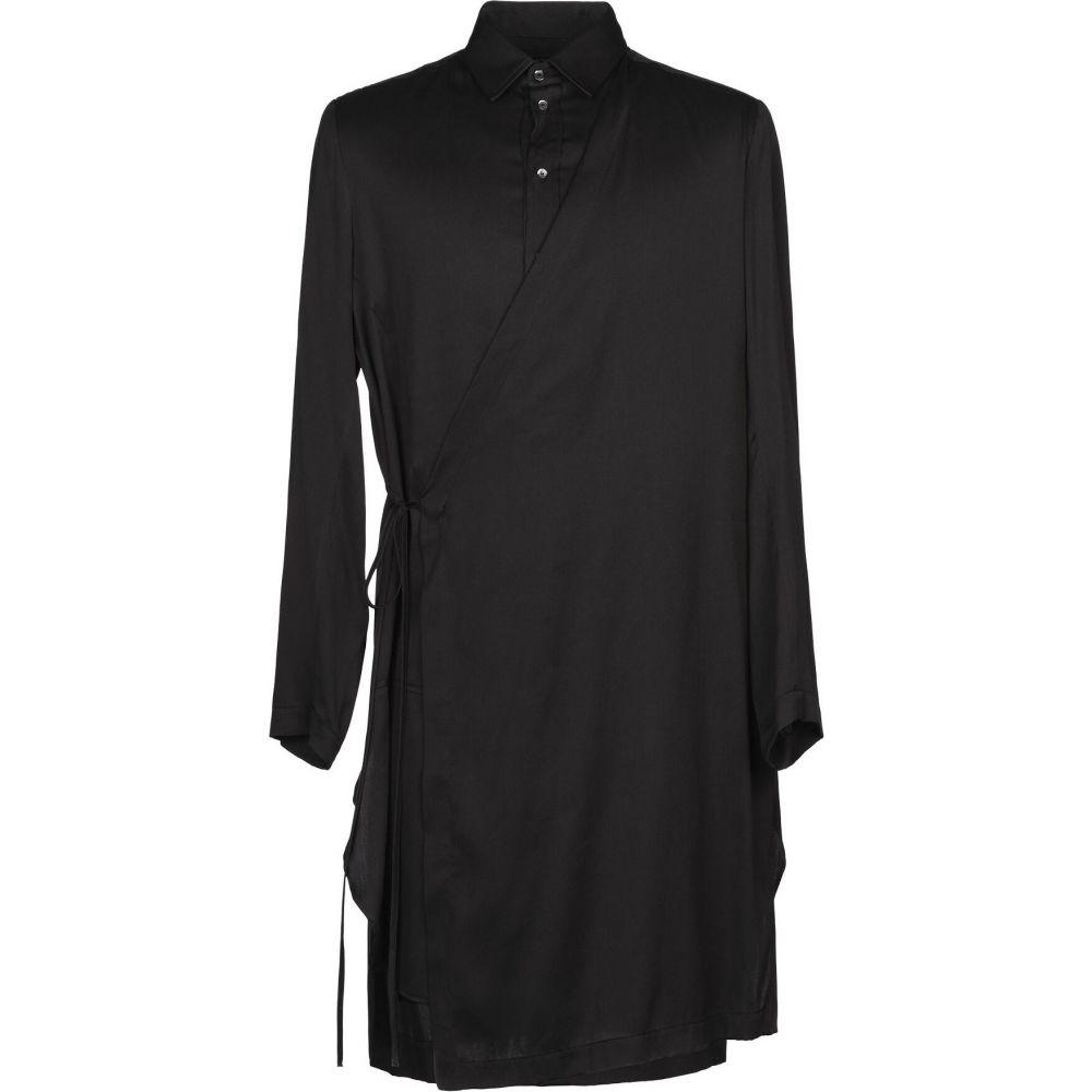 トム レベル TOM REBL メンズ シャツ トップス【solid color shirt】Black