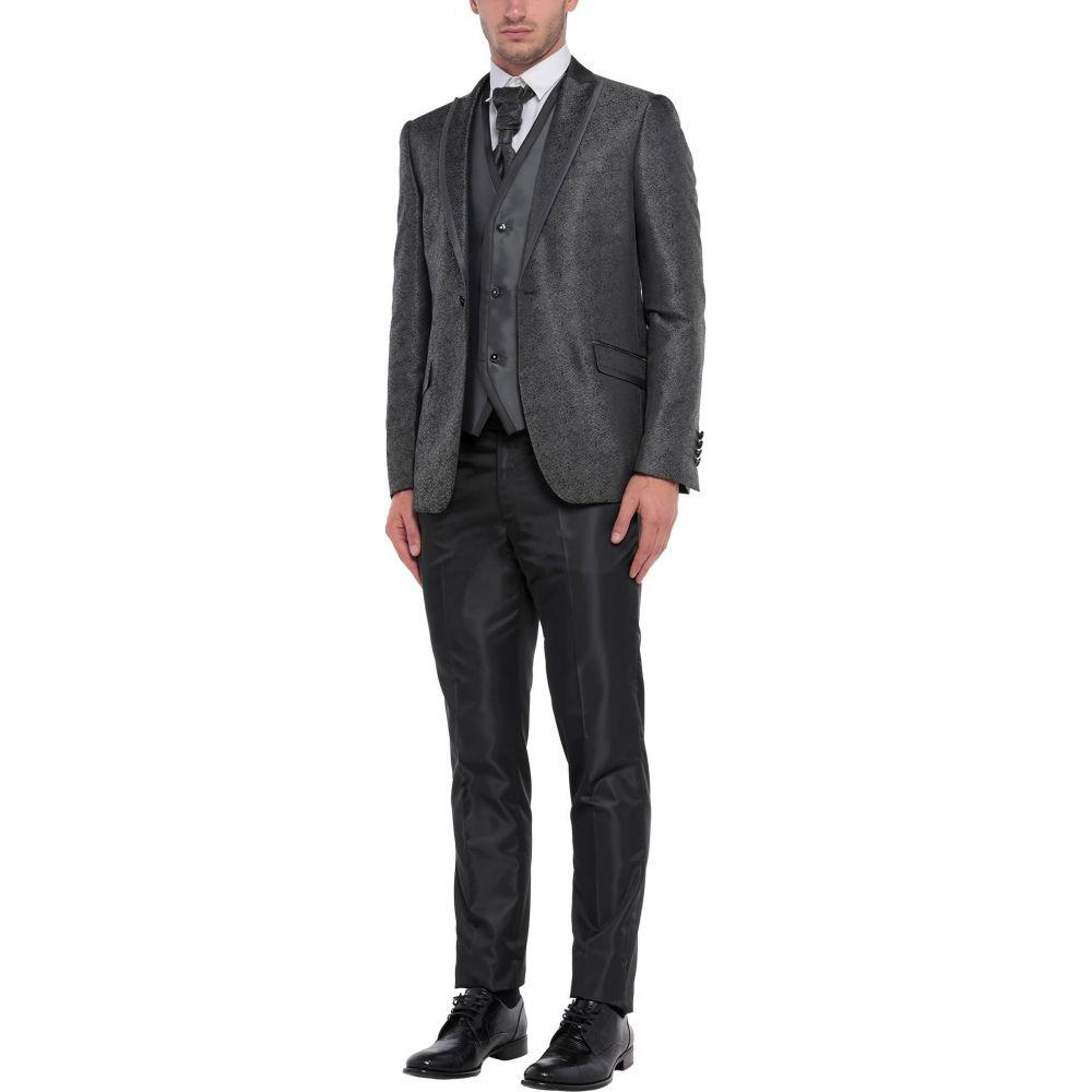 【2021 新作】 マエストラミ MAESTRAMI EVOLUTION メンズ スーツ・ジャケット アウター【Suits】Steel grey, 正規品販売! 4b622e5a
